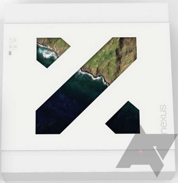 Cutia Nexus 5X