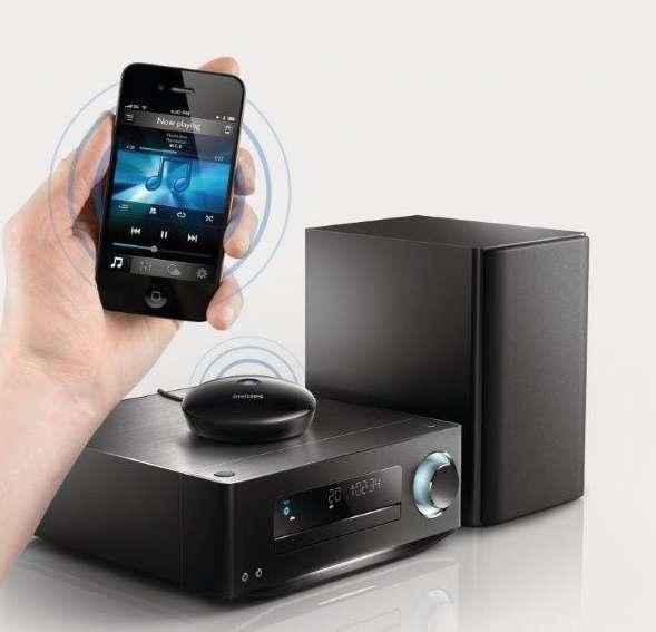Adaptor Bluetooth Philips AEA2000 - foto 1