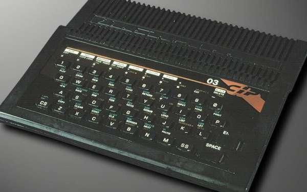 Așa arăta primul meu computer....