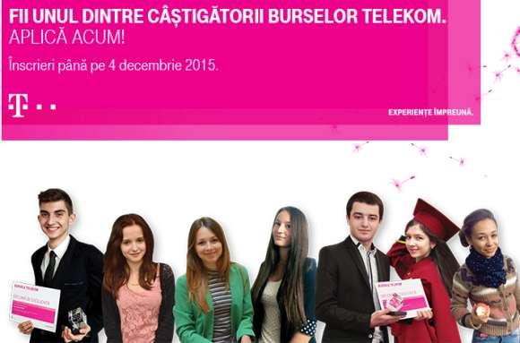 Vizual Bursele Telekom 2015