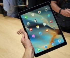 iPad Pro hands on