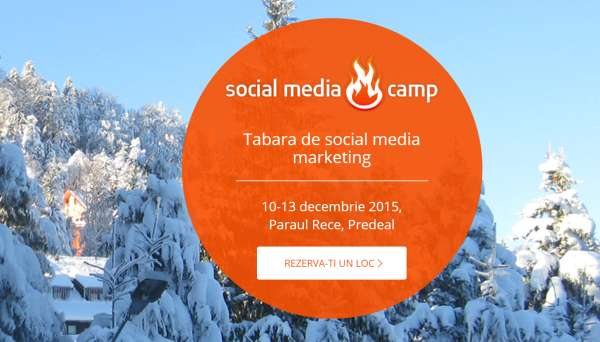 social media snow camp 2015