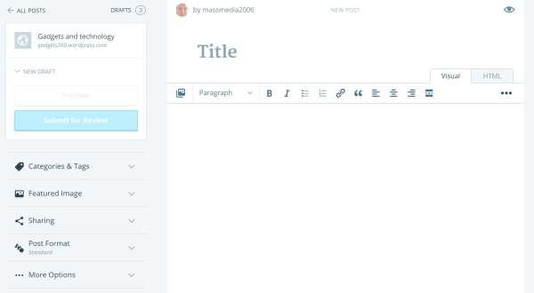 wordpress javascript admin
