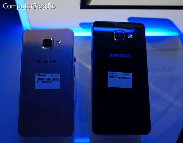 Samsung Galaxy A3 - A5 2016