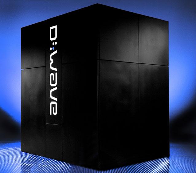google dwave quantum computing