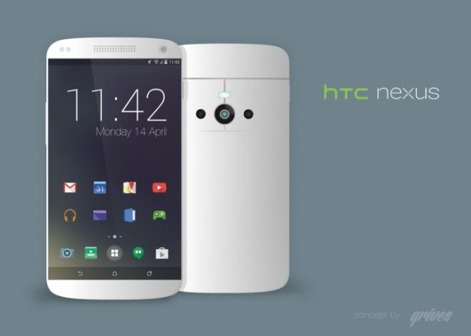 Concept de Nexus by HTC