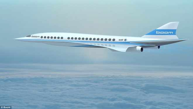 boom supersonic richard branson