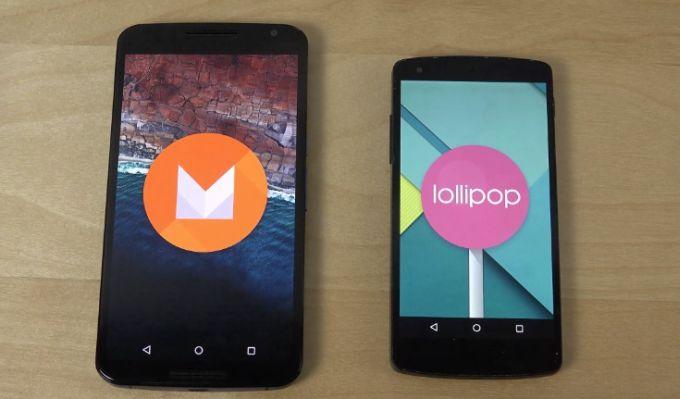Nexus-5-Android-5.1.1-vs-Nexus-6-Android-M
