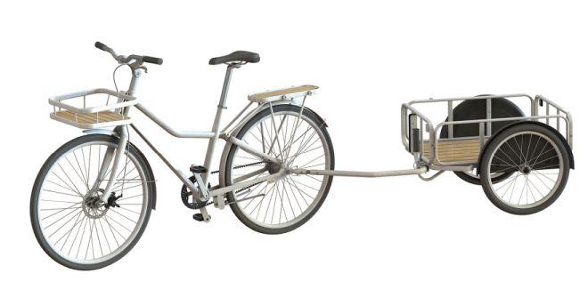 ikea bike Sladda
