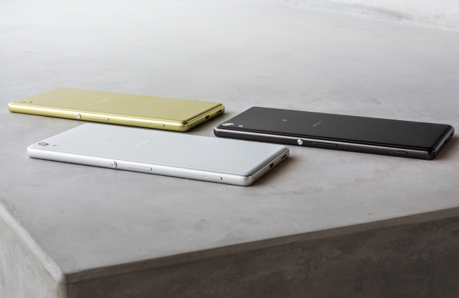 Sony Xperia XA Ultra Colour Range