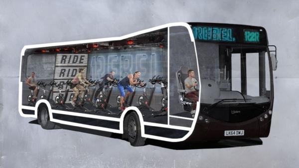autobuz fitness