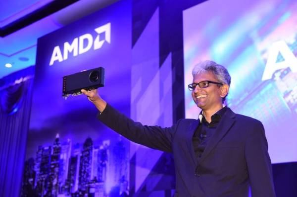 amd radeon launch