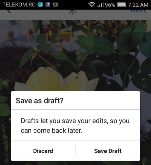 instagram-draft
