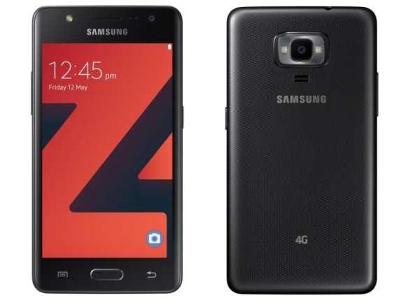 Samsung Z4 launch