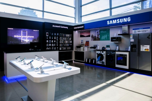 Samsung Plaza Vest