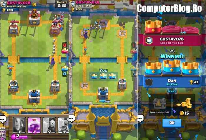 clash royale hack arena chests