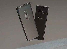 Sdamsung Galaxy Note 8 lansarea