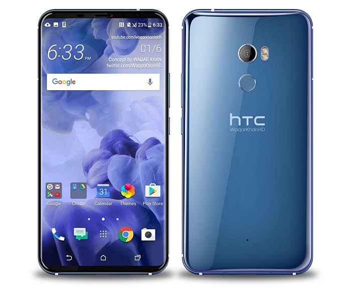 HTC U11 PLus - computerblog.ro