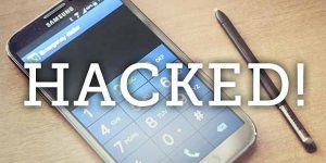 samsung galaxy hacked