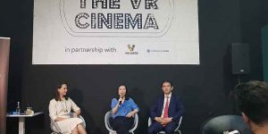 VR Cinema Veranda mall-