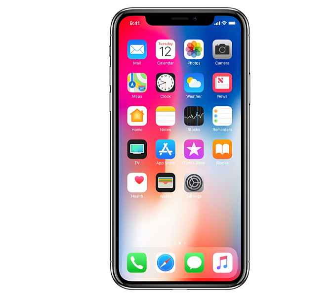 iphone x pre flanco