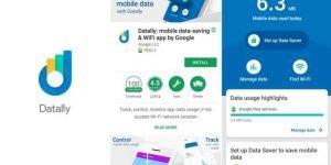 datally google android app-min