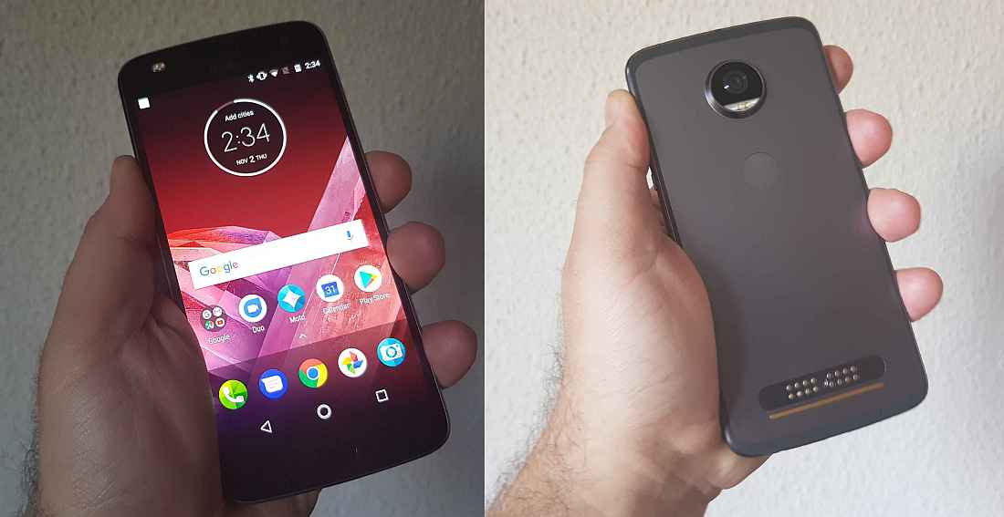 moto z2 play review 2017