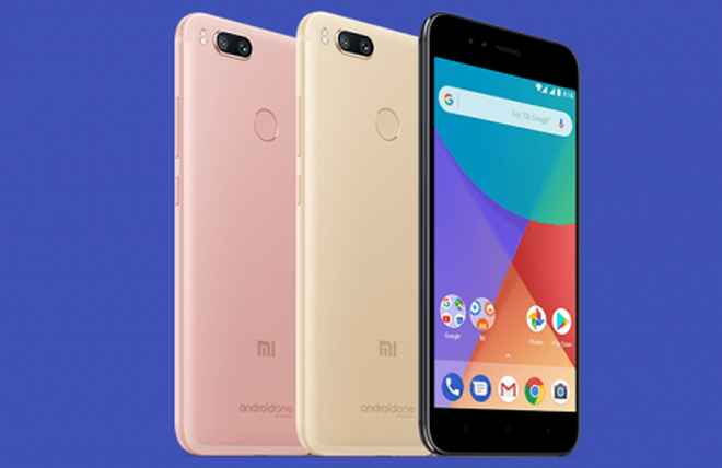 Xiaomi Mi A1 Android One pret lei