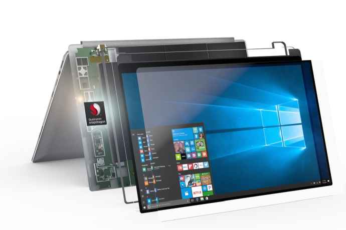 windows 10 ARM Snapdragon