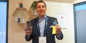 Alberto Matrone, vp Eastern Europe la HMD Global