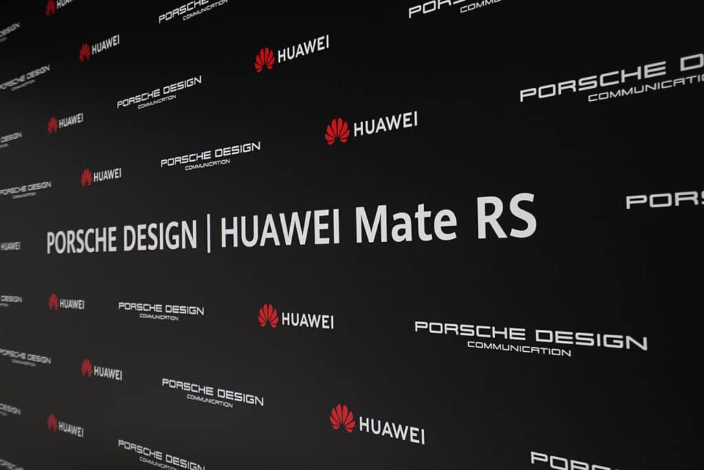 Huawei Mate Porsche Design RS