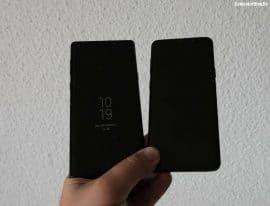 Note 9 versus S9+