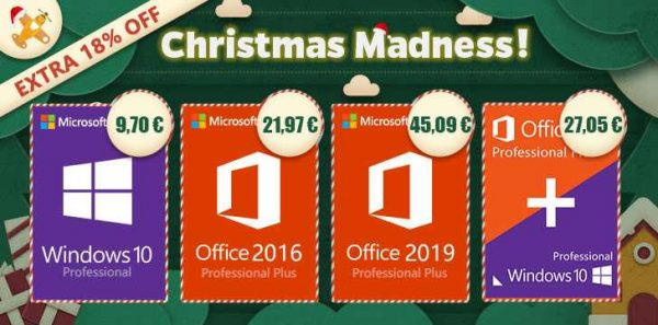 oferte pret licente software windows 10 office