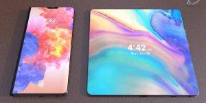 telefon pliabil Huawei