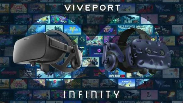 htc vive headsets