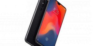 Xiaomi mi 9 render
