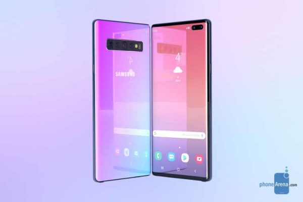 samsung galaxy note 10 concept Phone Arena