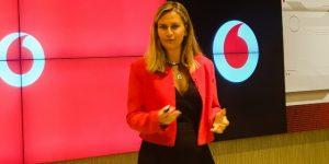 Murielle Lorilloux, CEO Vodafone Romania