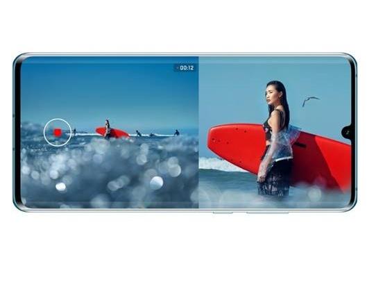 huawei p30 dual view camera