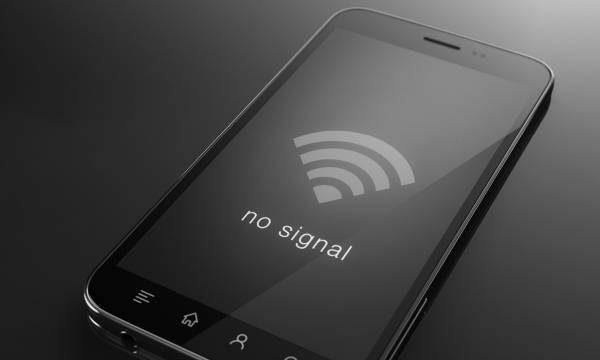 No signal wifi concept; Shutterstock ID 222641476