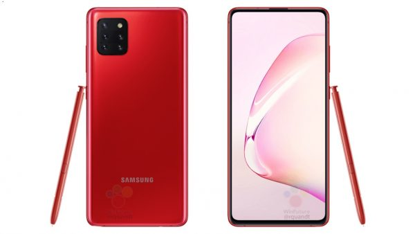 Samsung Galaxy Note 20 based on Note 10 Lite launched in 2020
