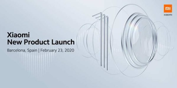 xiaomi mobile world congress 2020 launch