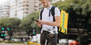 Glovo home delivery