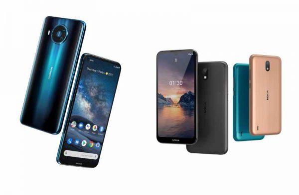 Nokia 8.3 5G si 5.3