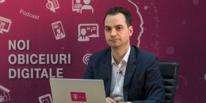 Ionut Pascu, Director Digitalizare, Telekom Romania