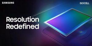 Samsung senzor foto de 600 de megapixeli