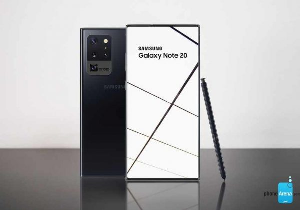 Samsung Galaxy Note 20 5G preview