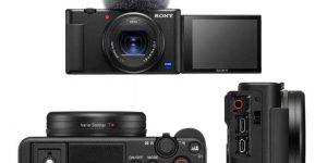 Sony ZV-1 vlogger camera