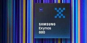 samsung exynos 880 5g