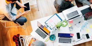 web design de ce este important lucrul in echipa